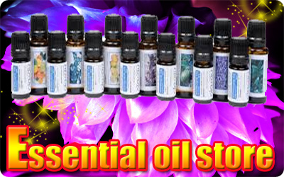 Essential oils store