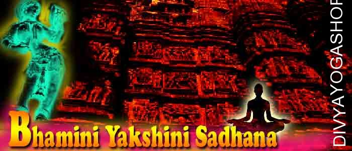 Bhamini yakshini sadhana Bhamini yakshini has supernatural abilities. She is a form of Pret-yoni. By doing Bhamini yakshini sadhana, one can get...