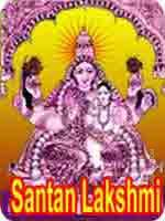 Sanatan Lakshmi puja for child growth Sanatan Lakshmi is worshipped for welfare of children. Mata Lakshmi, the spouse of Lord Narayana...