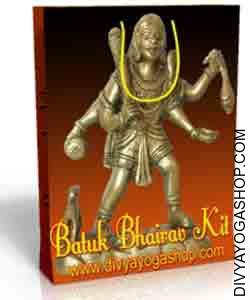 Batuk bhairav spiritual kit This Batuk Bhairav Spiritual kit is charged by Batuk Bhairav mantra. It is beneficial for any obstacles. If you are facing every time in any obstacles to keep this Batuk Bhairav Spiritual kit in Puja room (worship place)...