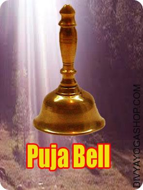 Pooja Bells (Ghanti) The Bell, identified in Sanskrit as the Ghanta/Ghanti is utilized in all poojas for invoking the Gods. The ringing of the bell produces what's regarded as an auspicious sound...