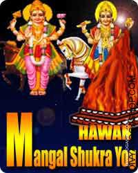 Mangal-shukra havan Mars and Venus are the 2 essential planet of association. Mars is the planet of independence and Venus is the...