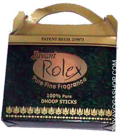 Rolex dhoop sticks