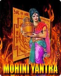 Mohini Yantra for attraction Mohini Yantra is a uncommon Tantric Charm particularly devised for Girls and Women to carry their Husbands...