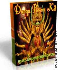 Durga Bisa Spiritual Kit for affluence and prosperity