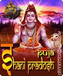 Shani pradosha puja for child related problems