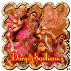 Durga Sadhana for overcome all hurdles These smart word as soon as spoken to Arjun by Lord Krishna emphasize that courage and power alone cannot assist one win the battle of life...