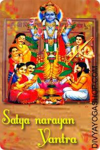 Satyanarayan bhojpatra yantra This Satyanarayana Bhojpatra Yantra is inscribed on Bhojpatra and is energised with particular highly effective Lakshmi-Narayana  Mantras. This can be a normal ceremony to enhance your wealth, peace, happiness, and concord at home and family...