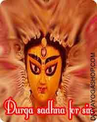 Durga sadhana for sin removing