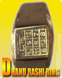 Dhanu (Sagittarius) Rashi ring The ninth sign of the Rashichakra, Dhanu ( Sagittarius ), is the everlasting wanderer. It is because Dhanu ( people born...