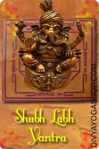 Shubh Labh Bhojapatra Yantra This  Shubh Labh  Bhojpatra  Yantra charged by  Ganesha Lakshmi mantra.  Shubh Labh Yantra is a mixed Yantra of Goddess Lakshmi and Lord Ganesh and is named Maha Yantra....