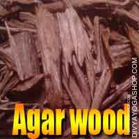 "Agar wood Agar wood has been used to make high quality incense since centuries. The Chinese describe its smell as ""a sweet.."