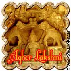 Aghor Lakshmi Sadhana for wealth Dharma, artha, Kaam and moksha (धर्म- अर्थ- काम- मोक्ष) are four main pillars of the life. The motto of Sadhana (साधना) world is the particular person will get completeness in all these main aspects...