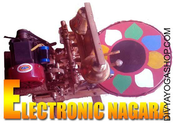 Electric nagada for temple We're manufacturers and suppliers of Aarti Yantra or automated arti nagada machine. it's also often called Automated Arti Machine or Bell player Machine or Arti nagada...