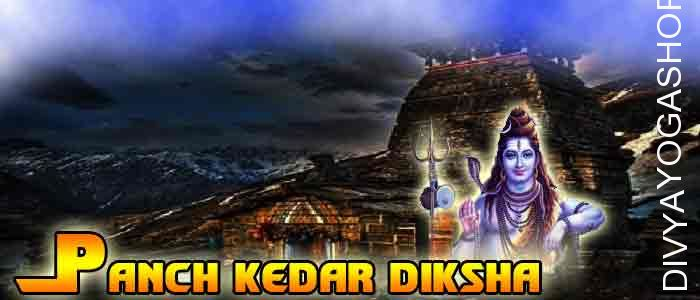 Panch Kedar Diksha In line with the legend, after the battle of Kurukshetra, the Pandavas went to required the blessings of Lord...