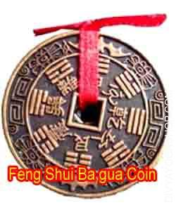 Feng Shui Ba gua Coin Bagua Coin Allure is a copy of an historical Chinese language good quality luck coin. The Bagua Coin...