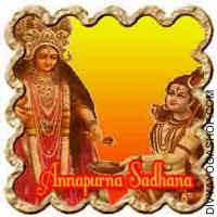 Goddess of foods- Annapurna Sadhana