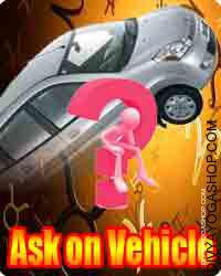 Ask question on vehicle