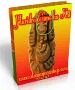 Haridra Ganesh Spiritual kit for good luck This Haridra Ganesh Spiritual kit charged by Shree Ganesha mantra. Lord Ganesh is the deity of the Haridra Ganesh Spiritual kit...