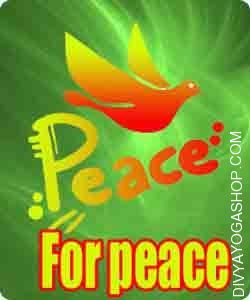 Articles for peace This samagri energized by Shree Ganesha mantra. Donate this articles in temple or any...