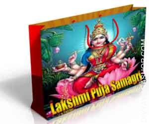 Lakshmi puja samagri Lakshmi Puja, or the pooja of the mata of wealth, is the principle occasion on Diwali in North and West India...