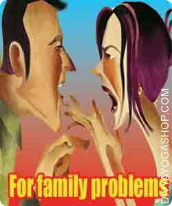 Articles for family problems This samagri energized by Shiva mantra. Donate this articles in temple or any...