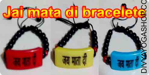 Jai mata di bracelet for child This Jai mata di bracelet is charged by...