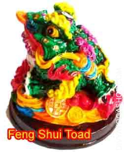 Feng Shui Toad The three legged toad is a well-liked Japanese image used to draw good luck. Usually session upon...