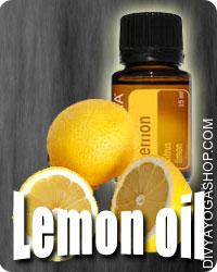 Lemon oil The well being advantages of lemon oil could be attributed to its stimulating, calming, carminative, anti-an infection...