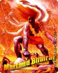 Martand Bhairav Sadhna Bhagawan Bhairav has obtained a particular place in discipline of Tantra. Lord Bhairav is a type of Shiva...