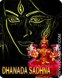 Dhanada-lakshmi sadhana for wealth Dhanda lakshmi sadhana can be started wednesday after 10 pm. Sit facing the north on a White/yellow/Red/orange...
