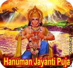 Puja on hanuman jayanti for strong energy Hanuman Jayanti is being celebrated on the 15th day of Shukla Paksha in the month of Chaitra to celebrate...