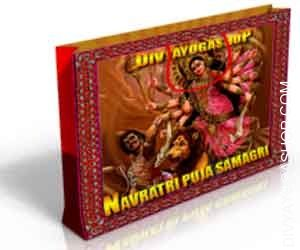 Navdurga puja samagri for navratri list