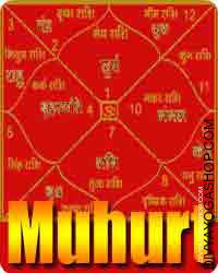 Muhurth report Divyayogashop presents all kind of muhurth like for wedding, grah pravesh, land buy, store opening, taking part in gambling, election, travel.