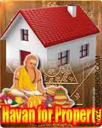 Havan for property