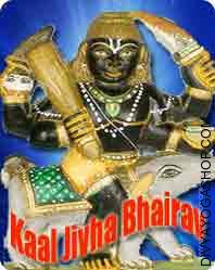 Kaal Jivha Bhairav Sadhna One in every of such process is Kaal Jivha sadhana which has been in vogue in much hidden form...