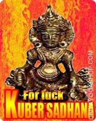 Lord kuber sadhana to open Destiny