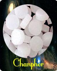 Camphor (Kapoor) This Camphor  charged by Ganesha mantra. Camphor is a white clear waxy crystalline strong with a robust penetrating pungent aromatic odor...