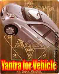 Yantra for vehicle