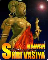 Shri Vasiya havan for attraction
