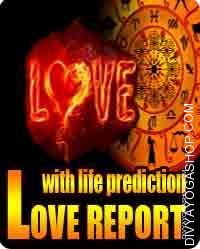 Love astrology with Life Predictions Report