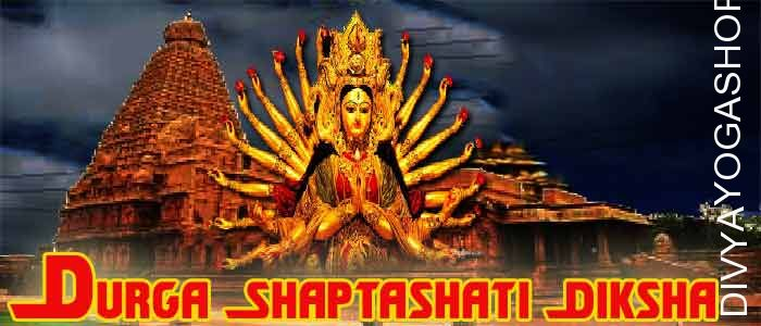 Durga Saptasati Diksha The durga saptasati comprises among the strongest mantras of all times. Goddess durga exists eternally, always abiding...