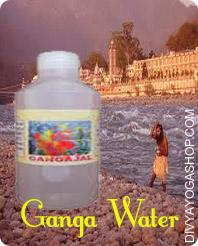 Ganga Jal (Ganga water) Ganga water is deeply associated with the life of each Indian. For an Indian, the Ganga water is holy and is vital for all occasions...
