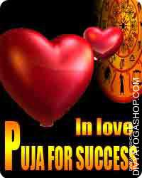 Pujas for success in Love and Relationship