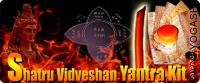 Shatru vidveshan Yantra kit for fighting between enemy