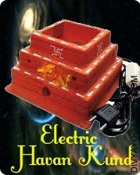 Electric Havan kund