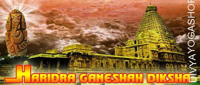 Haridra Ganesha Diksha Haridra Ganesha diksha, as well as of receiving blessed by Lord Ganesha, Jupiter additionally will get strengthened...