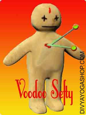 Voodoo Safety Dolls  By tradition, Voodoo dolls are created as an emblem of divinity. Researchers say that they were brought over by West African slaves in the 18th and nineteenth centuries...