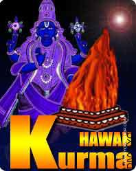 Kurma havan for stop struggling