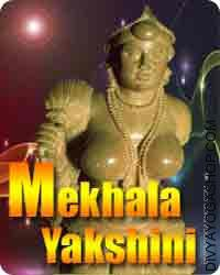 Madan Mekhala yakshini sadhana Goddess Madan Mekhala yakshini is essentially the most Liberal and Form Goddess, Mekhala yakshini start giving prosperity...